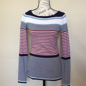 Lilly Pulitzer crew neck lightweight sweater sz S